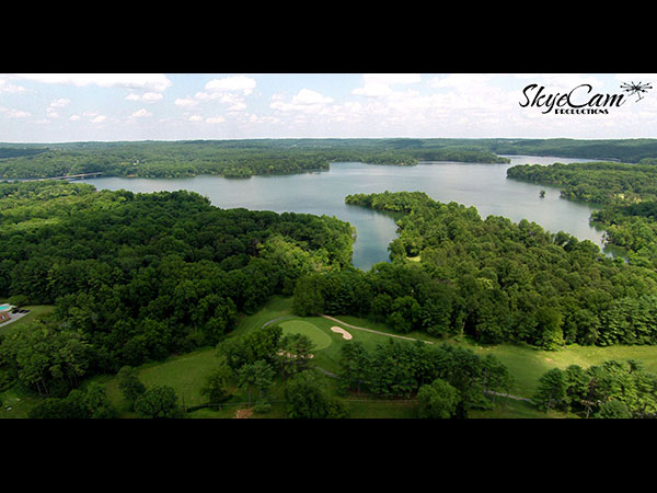Loch Raven Reservoir in Timonium Maryland